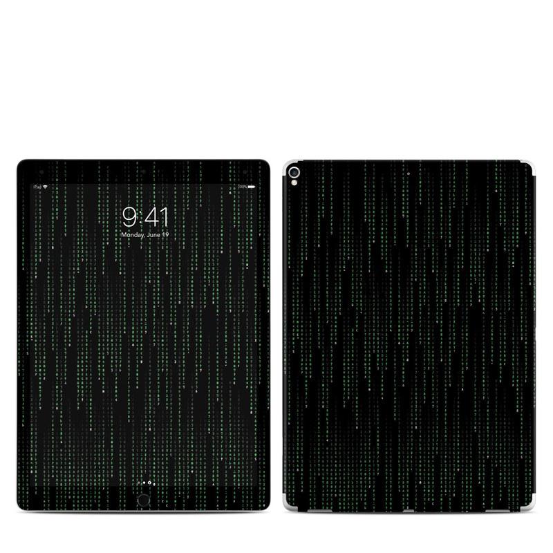 Matrix Style Code iPad Pro 12.9-inch 2nd Gen Skin