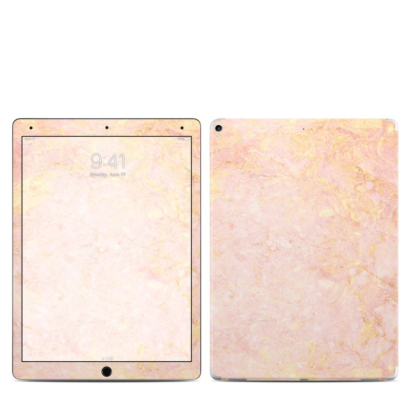 Rose Gold Marble iPad Pro 12.9-inch 2nd Gen Skin