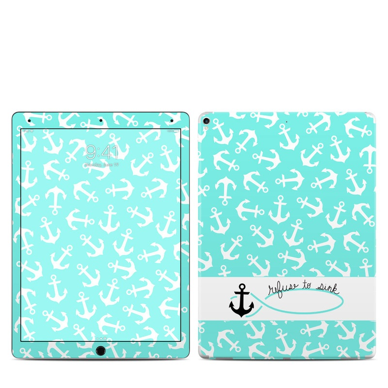 Refuse to Sink iPad Pro 12.9-inch 2nd Gen Skin