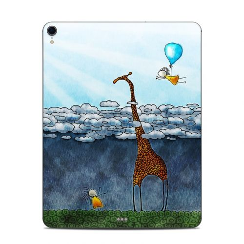 Above The Clouds iPad Pro 12.9-inch 3rd Gen Skin