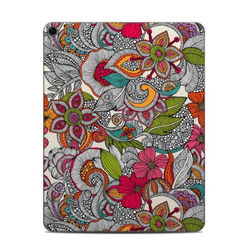 Doodles Color iPad Pro 3rd Gen 12.9-inch Skin