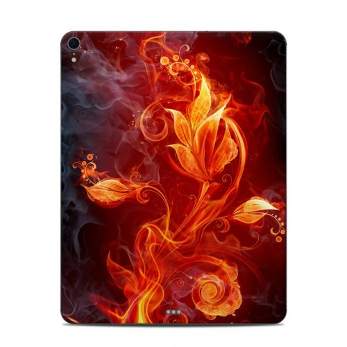 Flower Of Fire iPad Pro 12.9-inch 3rd Gen Skin