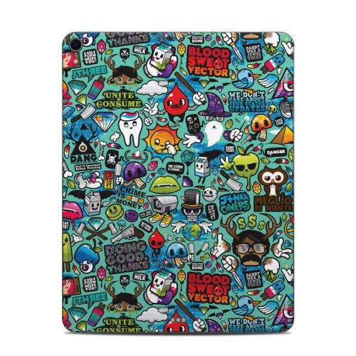 Jewel Thief iPad Pro 12.9-inch 3rd Gen Skin