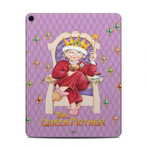 Queen Mother iPad Pro 12.9-inch 3rd Gen Skin