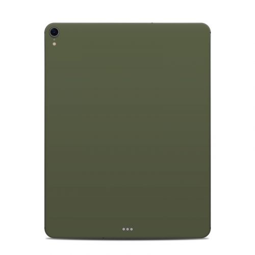 Solid State Olive Drab iPad Pro 12.9-inch 3rd Gen Skin