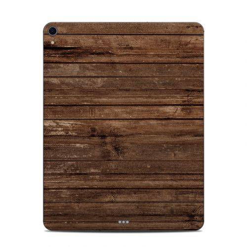 Stripped Wood iPad Pro 12.9-inch 3rd Gen Skin