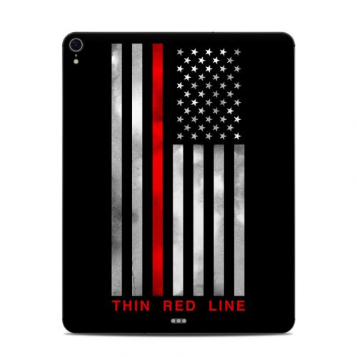 Thin Red Line iPad Pro 12.9-inch 3rd Gen Skin