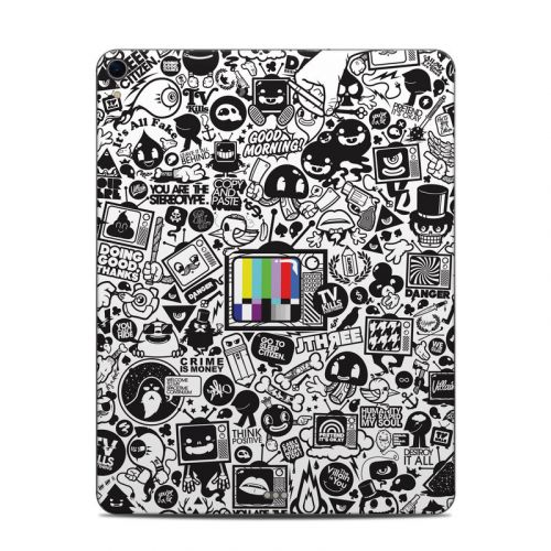 TV Kills Everything iPad Pro 12.9-inch 3rd Gen Skin