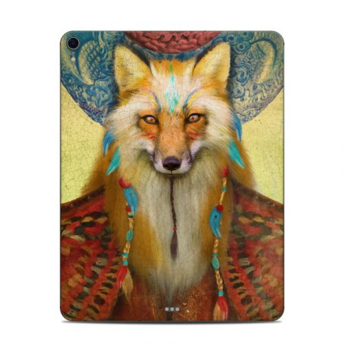 Wise Fox iPad Pro 12.9-inch 3rd Gen Skin