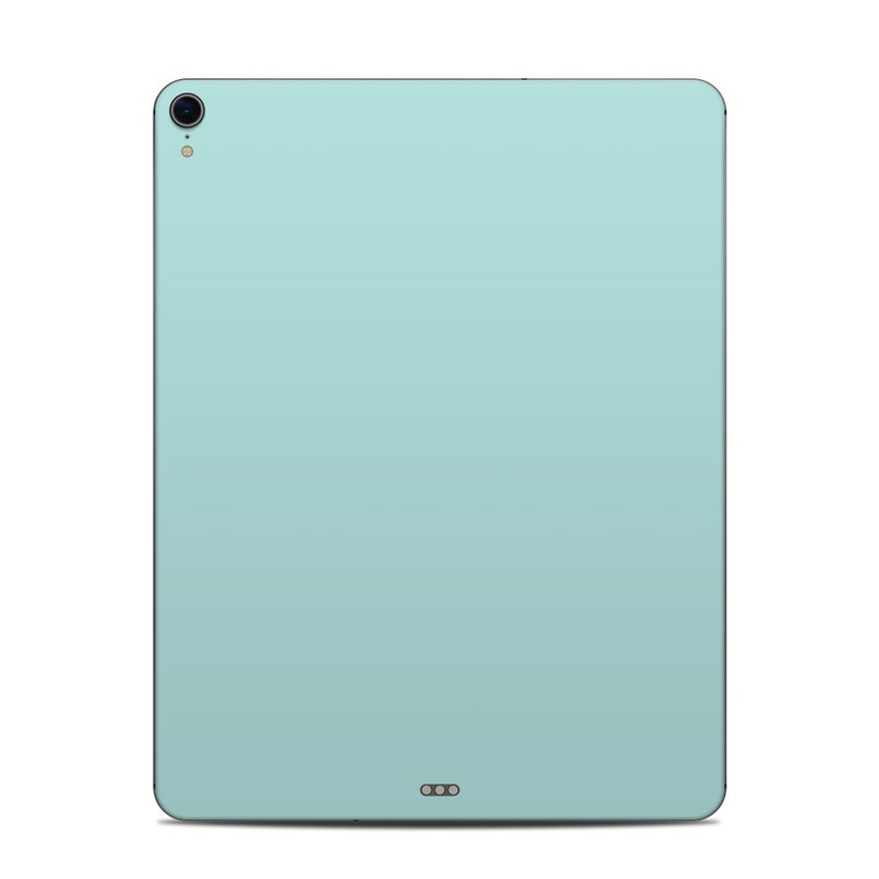 iPad Pro 12.9-inch 3rd Gen Skin design of Green, Blue, Aqua, Turquoise, Teal, Azure, Text, Daytime, Yellow, Sky with blue colors