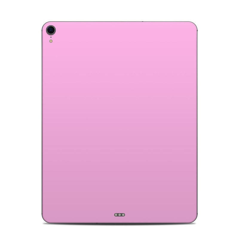 iPad Pro 3rd Gen 12.9-inch Skin design of Pink, Violet, Purple, Red, Magenta, Lilac, Sky, Material property, Peach with pink colors