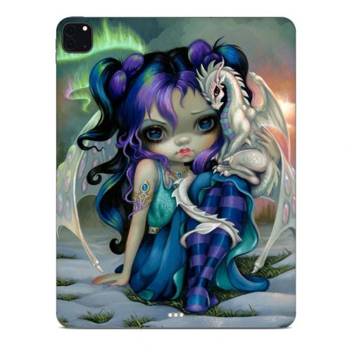 Frost Dragonling iPad Pro 12.9-inch Skin
