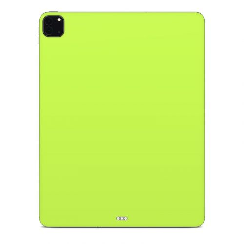 Solid State Lime iPad Pro 12.9-inch Skin