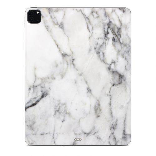 White Marble iPad Pro 12.9-inch Skin