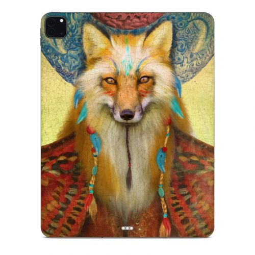 Wise Fox iPad Pro 12.9-inch Skin