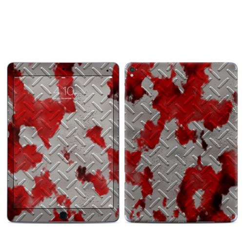 Accident iPad Pro 9.7-inch Skin