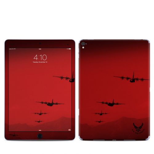 Air Traffic iPad Pro 9.7-inch Skin