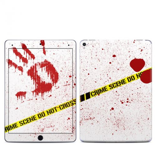 Crime Scene Revisited iPad Pro 9.7-inch Skin