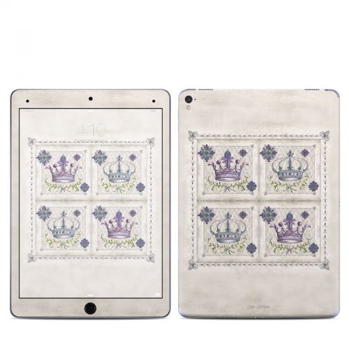 Purple Crown iPad Pro 9.7-inch Skin