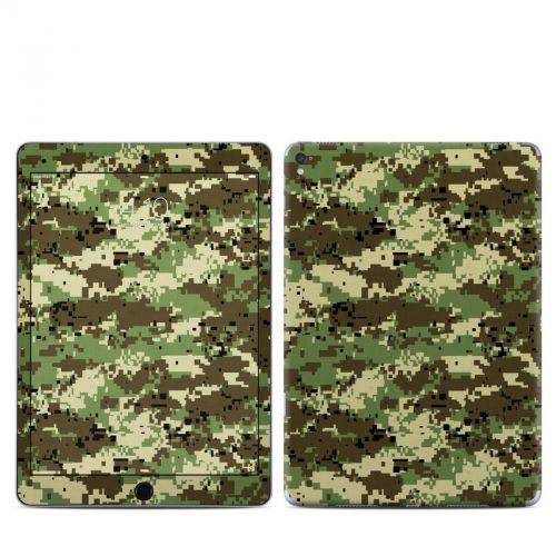 Digital Woodland Camo iPad Pro 9.7-inch Skin