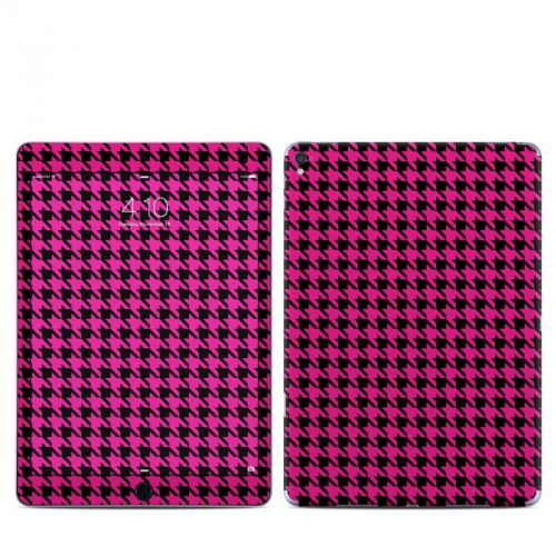 Pink Houndstooth iPad Pro 9.7-inch Skin