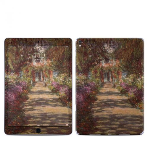 Garden at Giverny iPad Pro 9.7-inch Skin