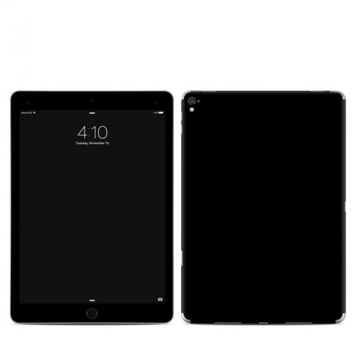 Solid State Black iPad Pro 9.7-inch Skin