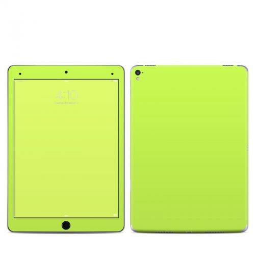 Solid State Lime iPad Pro 9.7-inch Skin