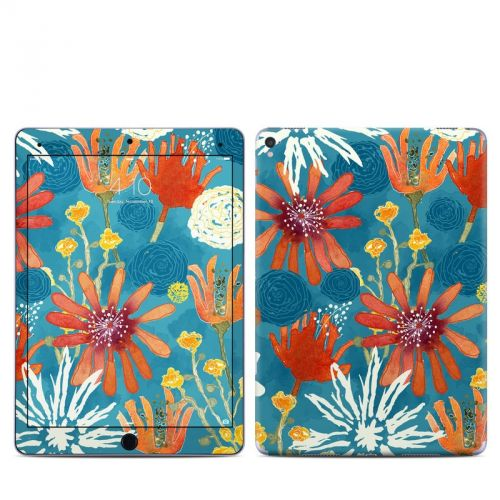 Sunbaked Blooms iPad Pro 9.7-inch Skin