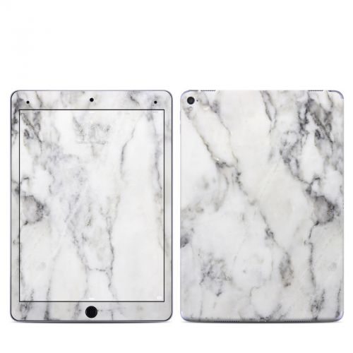 White Marble iPad Pro 9.7-inch Skin