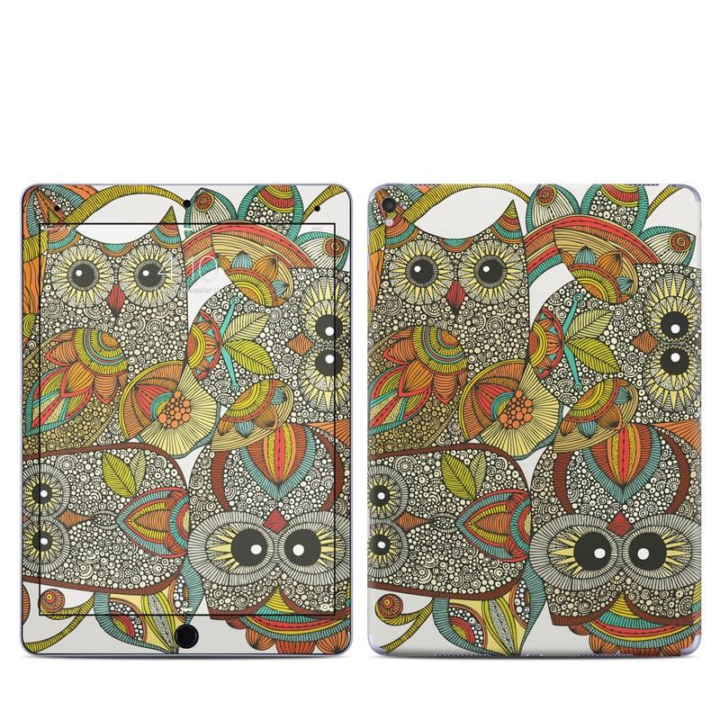 4 owls iPad Pro 9.7-inch Skin