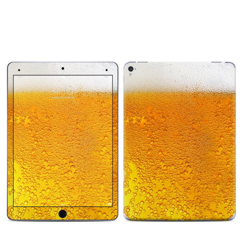Beer Bubbles iPad Pro 9.7-inch Skin
