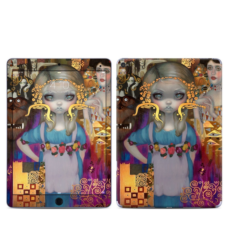 Alice in a Klimt Dream iPad Pro 9.7-inch Skin