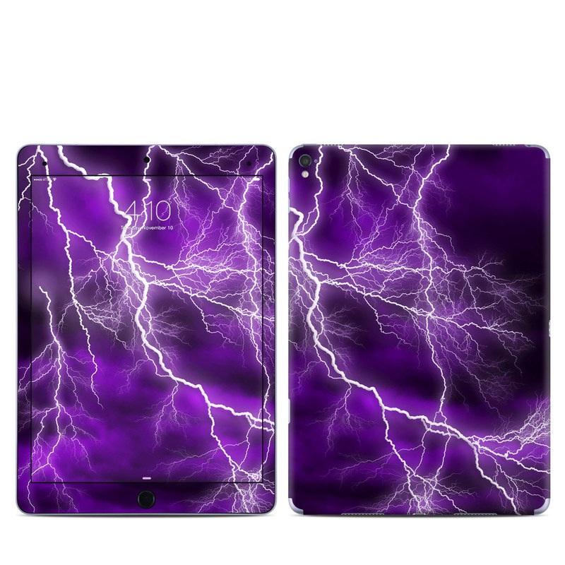 Apocalypse Violet iPad Pro 9.7-inch Skin