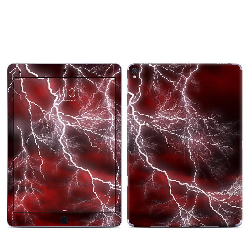 Apocalypse Red iPad Pro 9.7-inch Skin