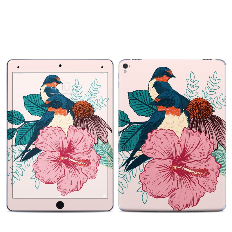 Barn Swallows iPad Pro 9.7-inch Skin