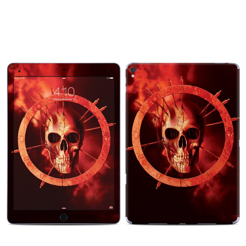 Blood Ring iPad Pro 9.7-inch Skin