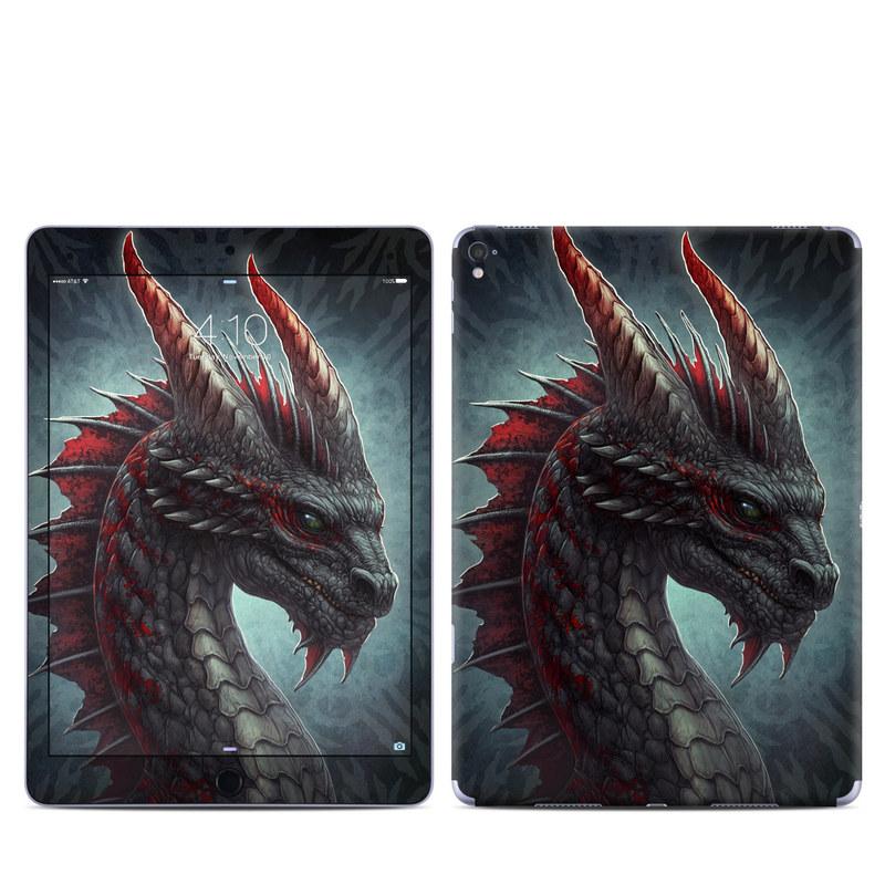 Black Dragon iPad Pro 9.7-inch Skin