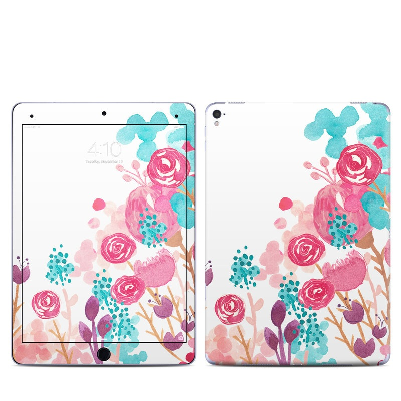 Blush Blossoms iPad Pro 9.7-inch Skin