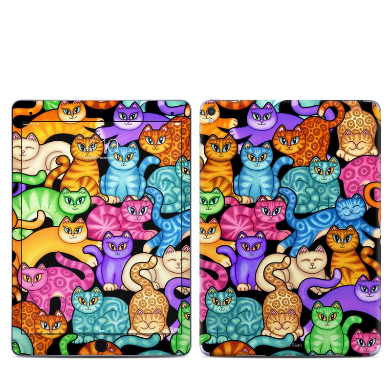 Colorful Kittens iPad Pro 9.7-inch Skin