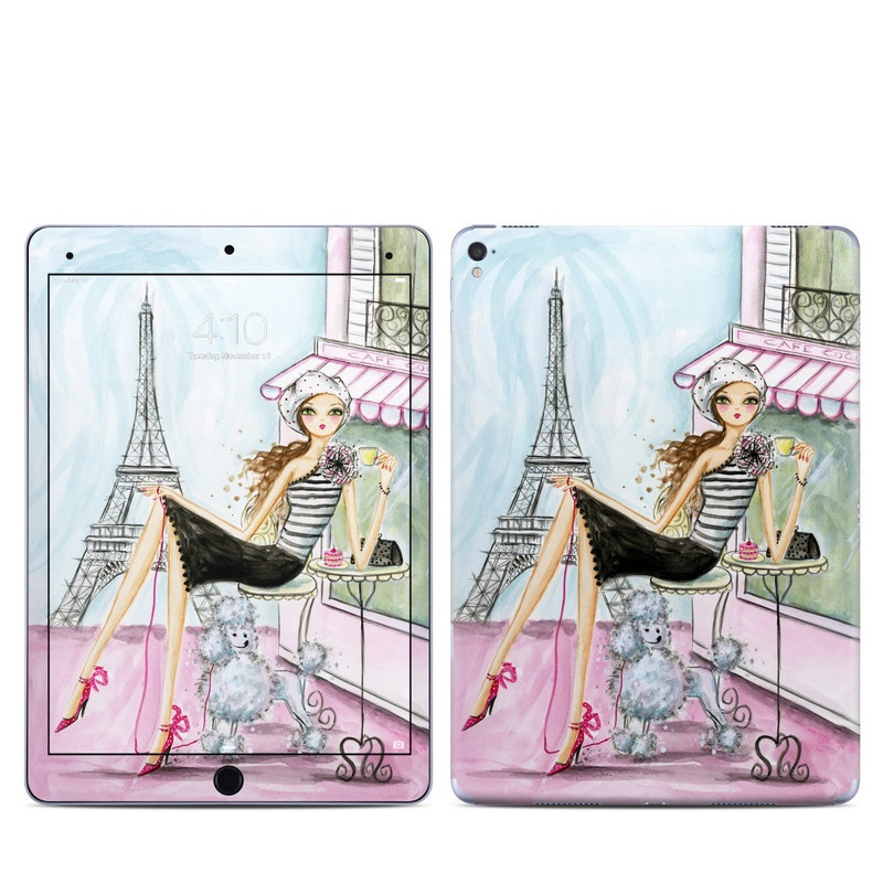 Cafe Paris iPad Pro 9.7-inch Skin