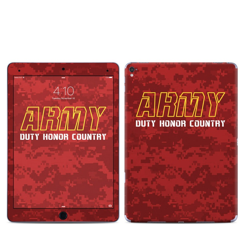 Duty and Honor iPad Pro 9.7-inch Skin