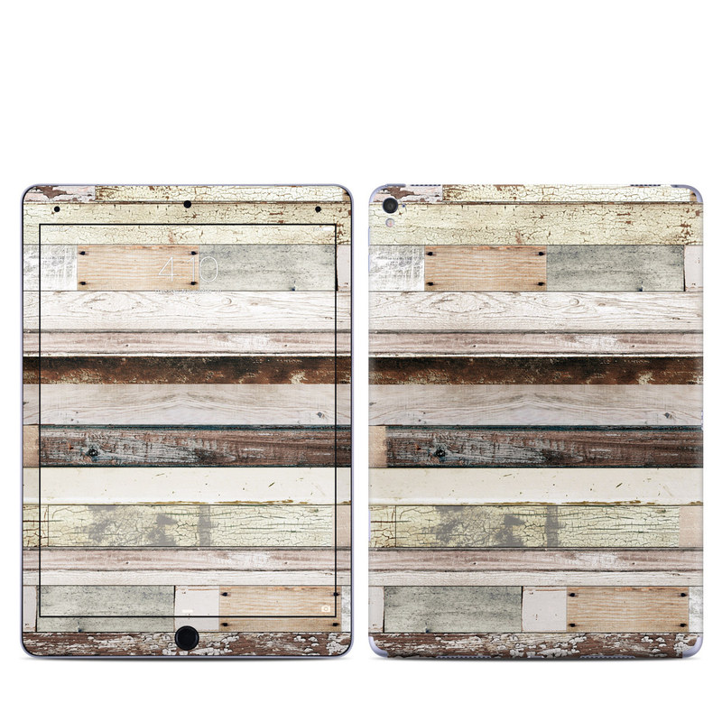 Eclectic Wood iPad Pro 9.7-inch Skin