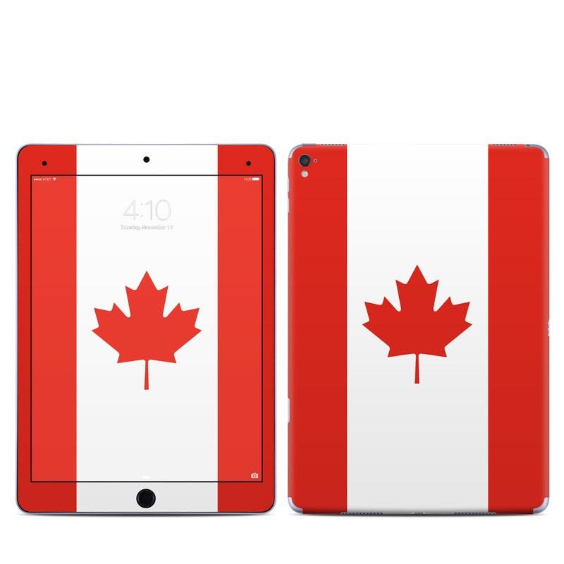 Canadian Flag iPad Pro 9.7-inch Skin