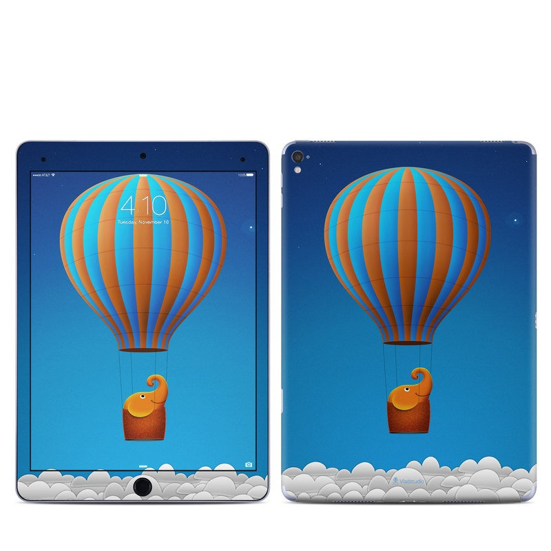 Flying Elephant iPad Pro 9.7-inch Skin