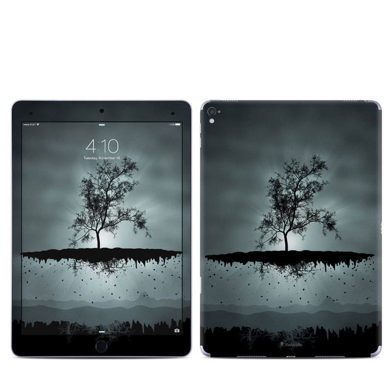 Flying Tree Black iPad Pro 9.7-inch Skin
