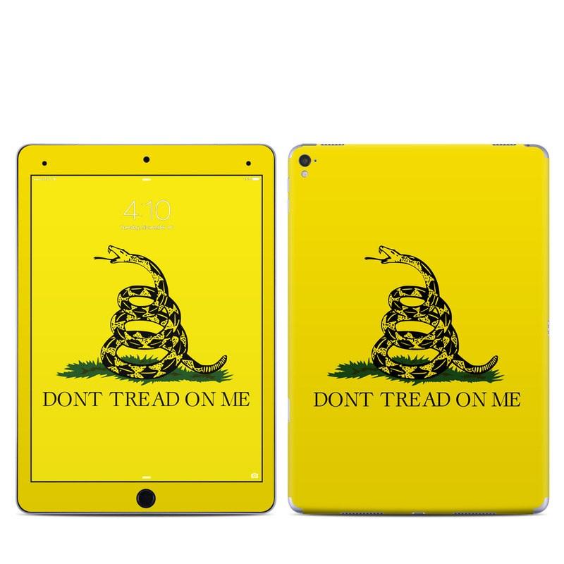 Gadsden Flag iPad Pro 9.7-inch Skin