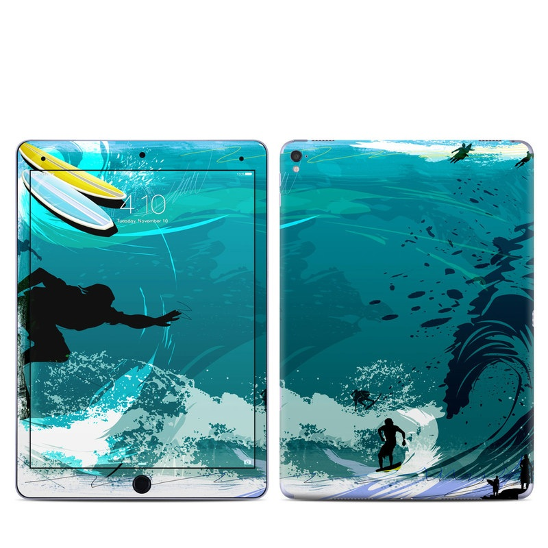 Hit The Waves iPad Pro 9.7-inch Skin