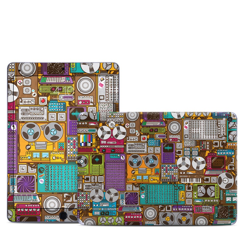 In My Pocket iPad Pro 9.7-inch Skin