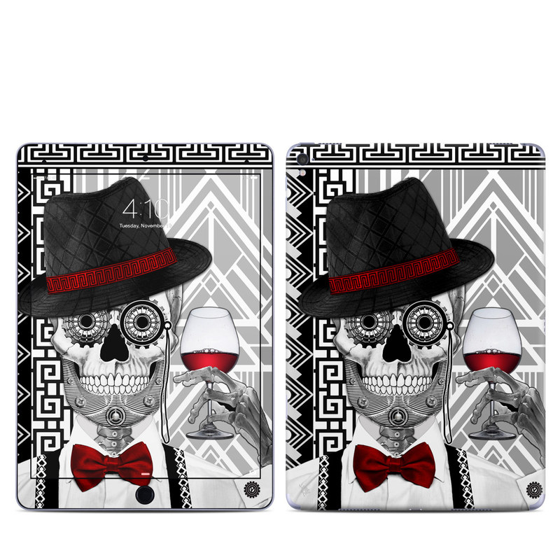 Mr JD Vanderbone iPad Pro 9.7-inch Skin